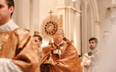 Notes on the Feast of Corpus Christi